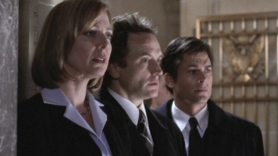 The West Wing - 03x01 Manchester: Part 1