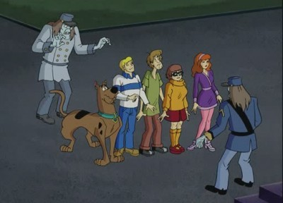 What's New Scooby-Doo? - 01x04 Big Scare in the Big Easy