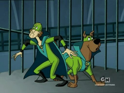 What's New Scooby-Doo? - 03x04 Wrestle Maniacs