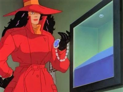 Where on Earth is Carmen Sandiego? - 04x09 Can You Ever Go Home Again? (2) Screenshot