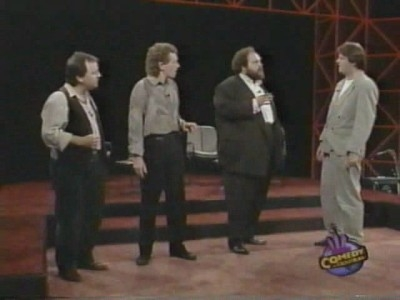 Whose Line Is It Anyway? (UK) 3x07 Mike McShane, Paul ...