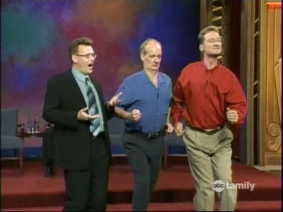 """whose line is it anyway dating show After an hourlong premiere on july 16, """"whose line"""" will air half-hour segs on tuesdays at 8 pm, followed by an encore it will be paired on tuesday with half-hour dating show """"perfect score,"""" hosted by arielle kebbel."""