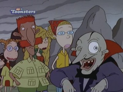 The Wild Thornberrys - 01x13 Blood Sisters
