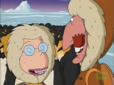 The Wild Thornberrys - 05x07 Look Who's Squawking
