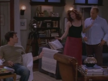 Will & Grace - 04x01 The Third Wheel Gets The Grace