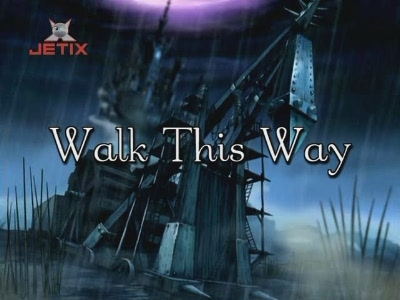 W.I.T.C.H. - 01x18 Walk This Way