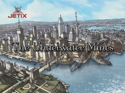 W.I.T.C.H. - 01x19 The Underwater Mines