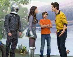 Wizards of Waverly Place - 02x03 Graphic Novel