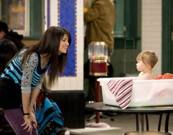 Wizards of Waverly Place - 02x10 Baby Cupid