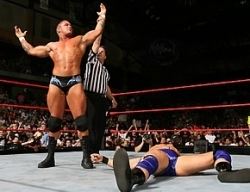 WWE Raw - 14x28 Episode #688