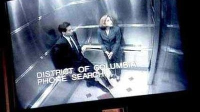 The X-Files - 01x06 Ghost in the Machine