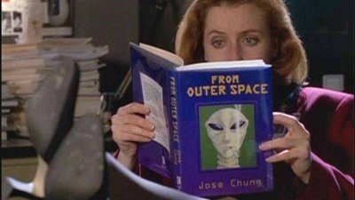 The X-Files - 03x20 Jose Chung's From Outer Space
