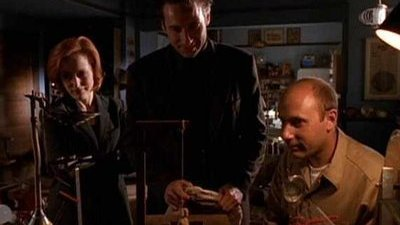 The X-Files - 07x06 The Goldberg Variation