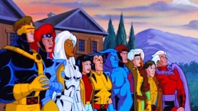 X-Men - 05x14 Graduation Day Screenshot