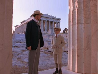 The Young Indiana Jones Chronicles - 03x08 Travels with Father, Athens 1910 (2) Screenshot