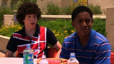 Zoey 101 - 02x04 Haunted House