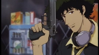 Cowboy Bebop - TV Special: Knockin' On Heavin's Door Screenshot