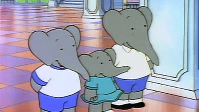 Babar (CA) - 03x03 To Tell Or Not to Tell