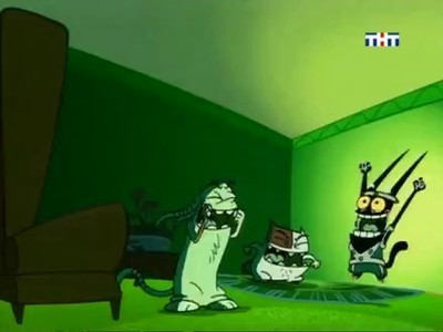 Catscratch - 01x20 Spindango Fundulation / Duck and Cover