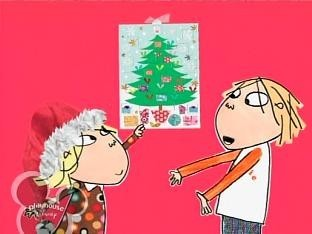 Charlie & Lola (UK) - 02x27 How Many More Minutes Until Christmas? (Charlie and Lola Christmas Special)