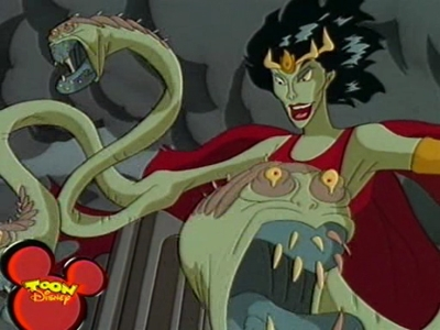 Extreme ghostbusters witchy woman