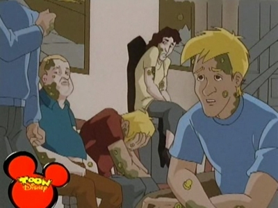 Extreme Ghostbusters - 01x02 Darkness at Noon (2)