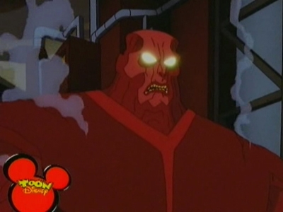 Extreme Ghostbusters - 01x03 The True Face of a Monster