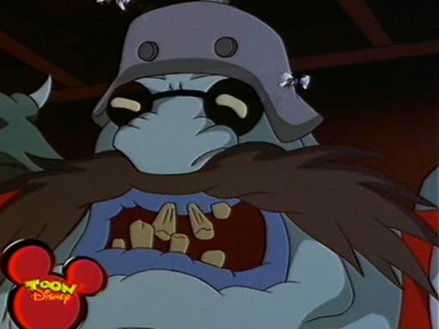 Extreme Ghostbusters - 01x04 Fear Itself