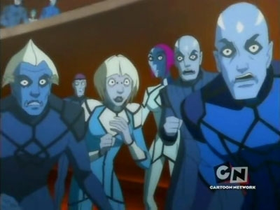 Fantastic Four - 01x01 Trial By Fire