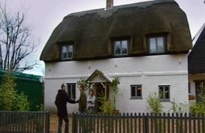 Grand Designs Thatched Cottage New Forest