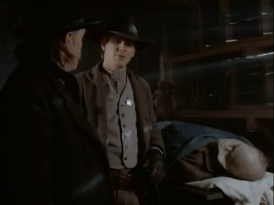 Lonesome Dove: The Series (CA) - 01x21 Snowbound Screenshot