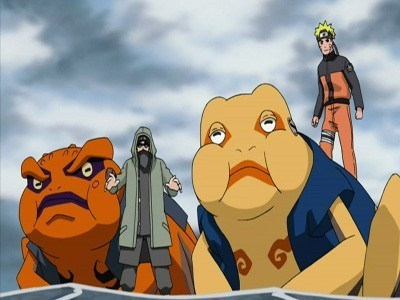 Naruto: Shippuden - 05x17 The Battle Over the Barrier