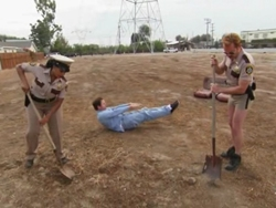Reno 911! - 06x03 Digging With the Murderer