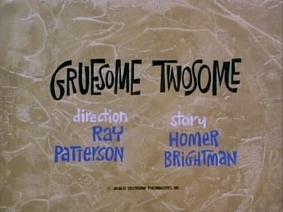 The Dick Tracy Show - 01x08 Gruesome Twosome