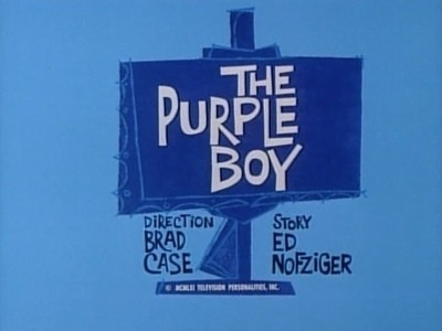 The Dick Tracy Show - 01x10 The Purple Boy
