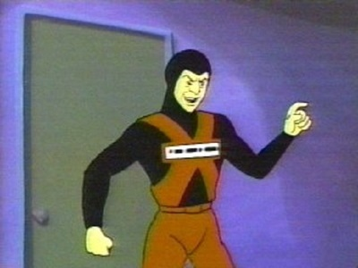 The New Scooby-Doo Mysteries - 01x05 A Code in the Nose/Doom Service