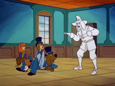The New Scooby-Doo Mysteries - 01x14 Wedding Bell Boo's