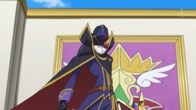 Code Geass: Lelouch of the Rebellion  - 02x25 RE; Screenshot