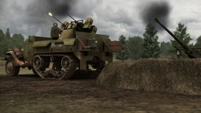 Patton 360 - 01x10 Crushing the Third Reich Screenshot