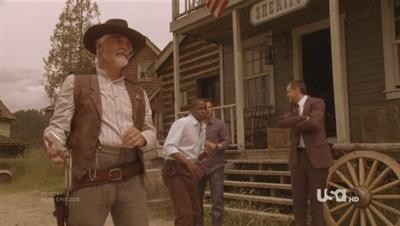 Psych - 04x03 High Noon-ish