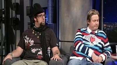 Talk Show with Spike Feresten - 03x22 Tim Heidecker, Eric Wareheim Screenshot