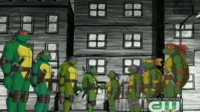 Teenage Mutant Ninja Turtles - TV Movie: Turtles Forever Screenshot