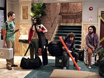 The Big Bang Theory - 03x01 The Electric Can Opener Fluctuation