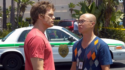 Dexter - 04x05 Dirty Harry