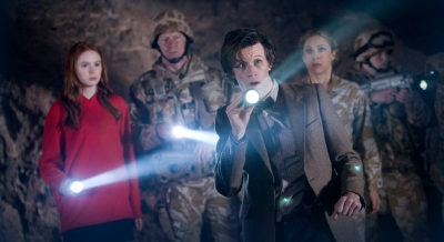 Doctor Who (UK) (2005) - 05x04 The Time of Angels (Part 1)