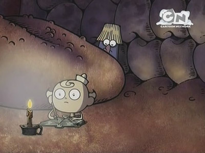 The Marvelous Misadventures of Flapjack - 01x25 Dear Diary