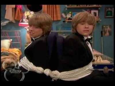 The Suite Life on Deck - 02x01 The Spy Who Shoved Me