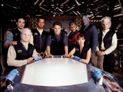 Babylon 5: The Legend of the Rangers - TV Movie: To Live and Die in Starlight Screenshot