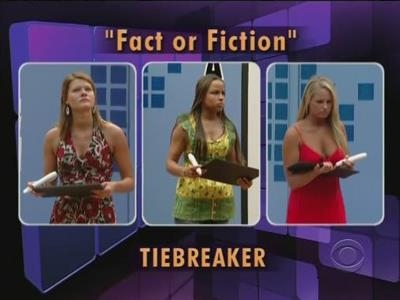 Big Brother - 11x25 Episode 25 - Live Eviction 8 and HoH Comp 9