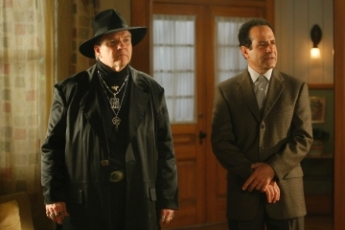 Monk - 08x07 Mr. Monk and the Voodoo Curse